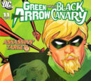 Green Arrow and Black Canary Vol 1 11