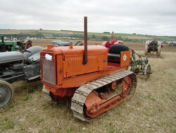 Allis Chalmers type M crawler GDSF