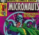 Micronauts Vol 1 26