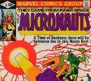 Micronauts Vol 1 31