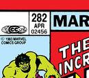 Incredible Hulk Vol 1 282