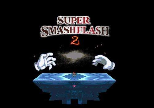 super mario bros smash flash 2