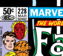 Fantastic Four Vol 1 228