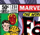 Fantastic Four Vol 1 231
