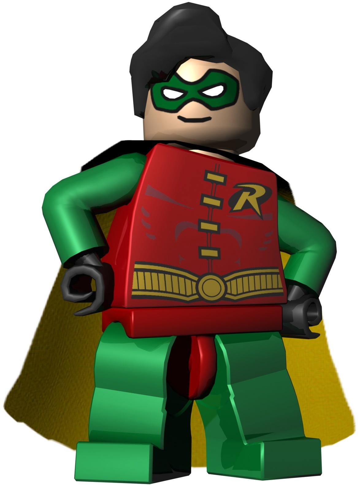 Hush Batman Lego- hnyw