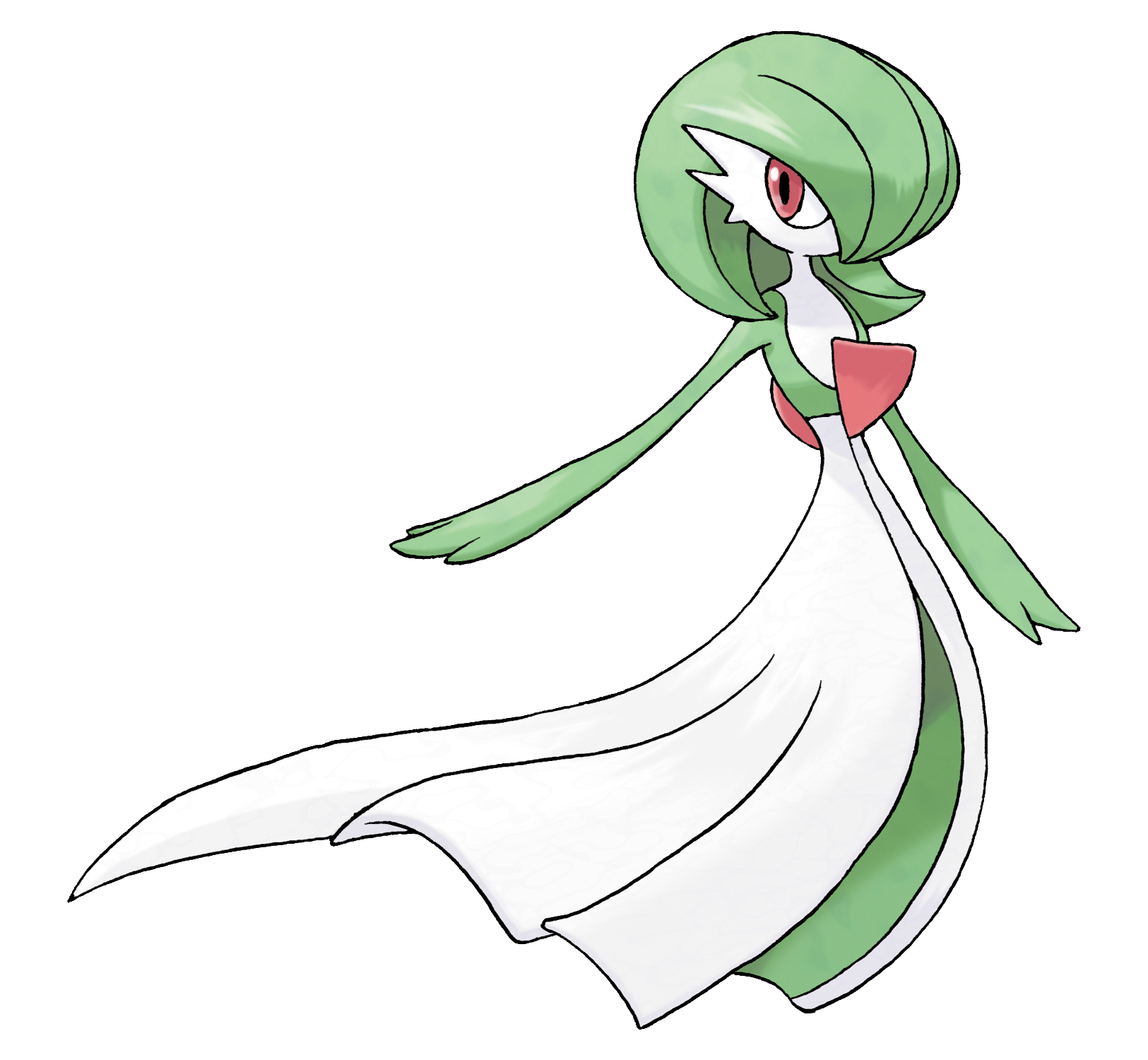 Favourite Pokemon Type Gardevoir