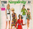 Simplicity 7760