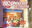 DC Universe: Decisions Vol 1 1