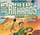 Before the Fantastic Four: Reed Richards Vol 1 1
