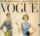 Vogue 8930