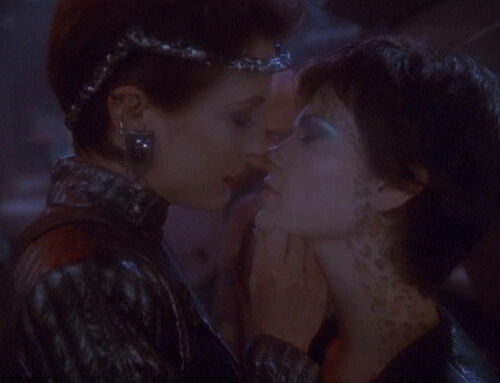 Talk sexuality memory alpha wikia for Mirror kisses