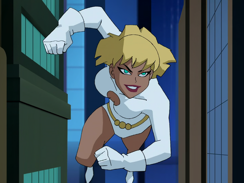 Galatea - DCAU Wiki: your fan made guide to the DC ...