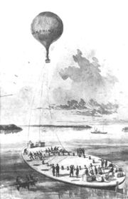 Balloon barge