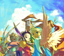List of Breath of Fire IV Characters