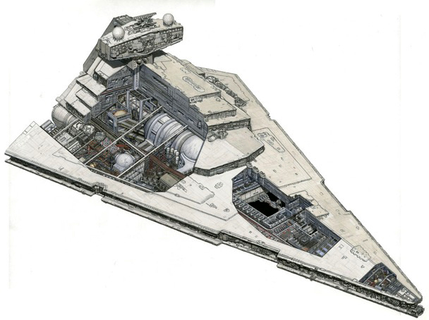 nasa shuttle cutaway cross section - photo #10