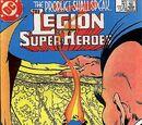 Legion of Super-Heroes Vol 2 307