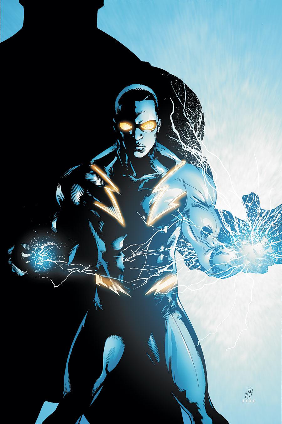 Black Lightning 0001