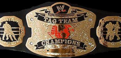 WWE World Tag Team ChampionshipWwe Unified Tag Team Championship