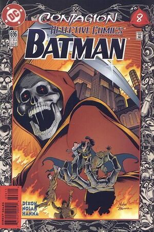 Cover for Detective Comics #696 (1996)