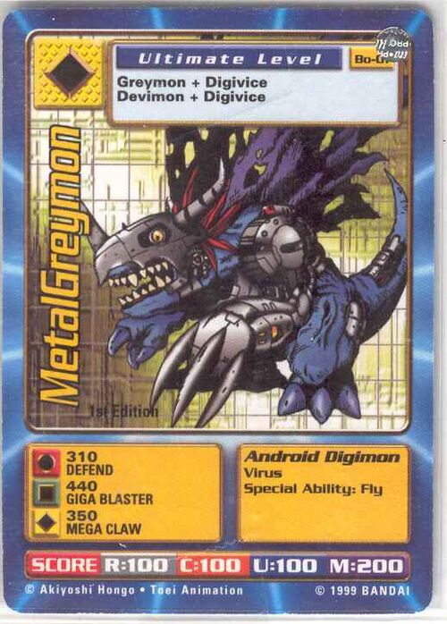 Rare cards - Digimon Wiki: Go on an adventure to tame the
