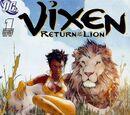 Vixen: Return of the Lion Vol 1