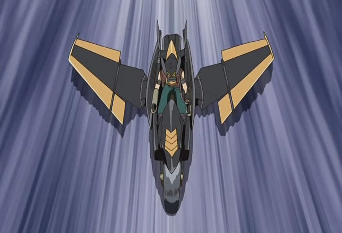 Vehicle Magic Backbird-Flightmode