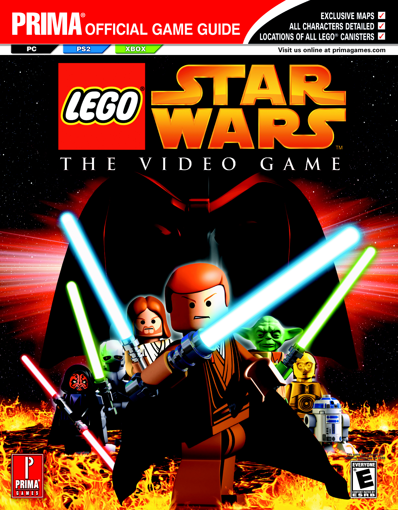 Lego star wars the video game prima official game guide wookieepedia the star wars wiki - Lego star warse ...
