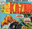 Ka-Zar Vol 2 10/Images