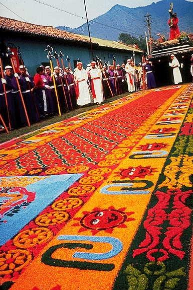 Alfombras De Semana Santa Guatemala Wiki