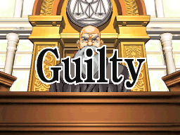 Victory! Guilty