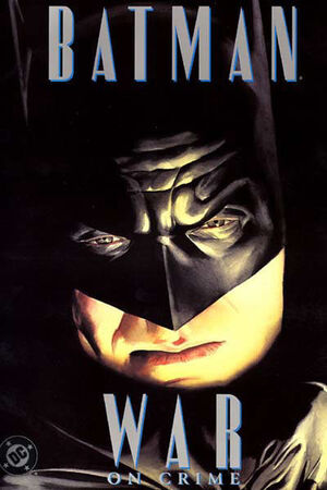 Cover for Batman: War On Crime (1999)