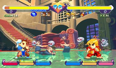 K���k Street Fighter
