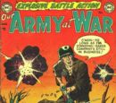 Our Army at War/Covers