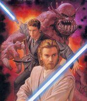 Anakin & Obi-Wan vs. Gundark