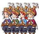 Trabajos de Final Fantasy III