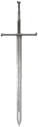 The Witcher 2 steel swords