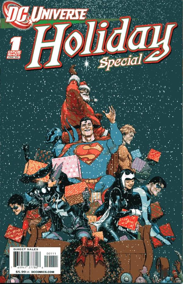 Podcast DC Earth - Page 2 DC_Universe_Holiday_Special_1
