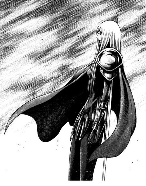 Beth - Claymore...