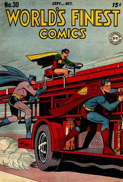 Sabias esto de Batman?