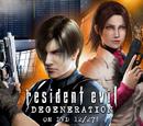 Resident Evil: Degeneration Images