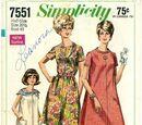 Simplicity 7551 A