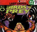 Birds of Prey Vol 1 36