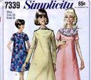 Simplicity 7339 A
