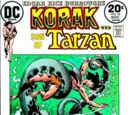 Korak Son of Tarzan Vol 1 54