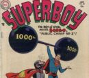 Superboy Vol 1 38