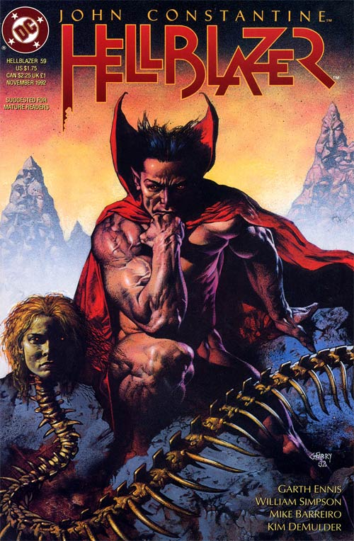 Hellblazer 1 Images - Reverse Search