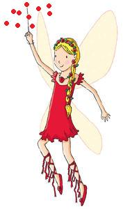 Ruby the red fairy book report