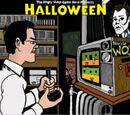 Transcript of AVGN episode Halloween