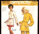 Simplicity 9012