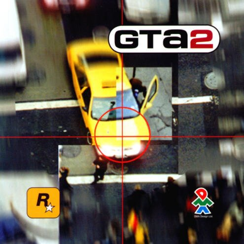 GTA 2 GTA2-Boxart